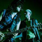Flashback80 - Forsanger og guitarist