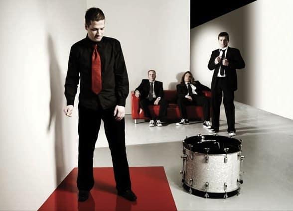 Back Beat - Kopiband fra Århus