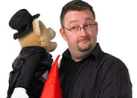 Jesper Amstrup Bugtaler og Tryllekunstner