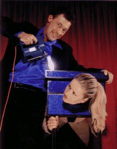 Jesper Gronkjar Tryllekunstner