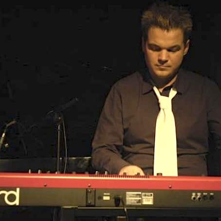 Mark Egebjerg Pianist