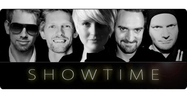 Showtime - Partyband fra København
