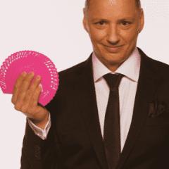 Henrik Christensen - Tryllekunstner