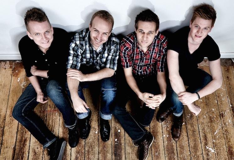 Sing It Back - Kopiband fra Esbjerg
