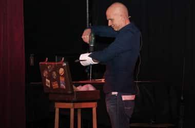 Søren Andersen - tryllekunstner